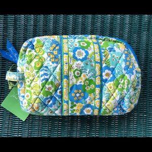 Vera Bradley English Meadow Cosmetic Bag